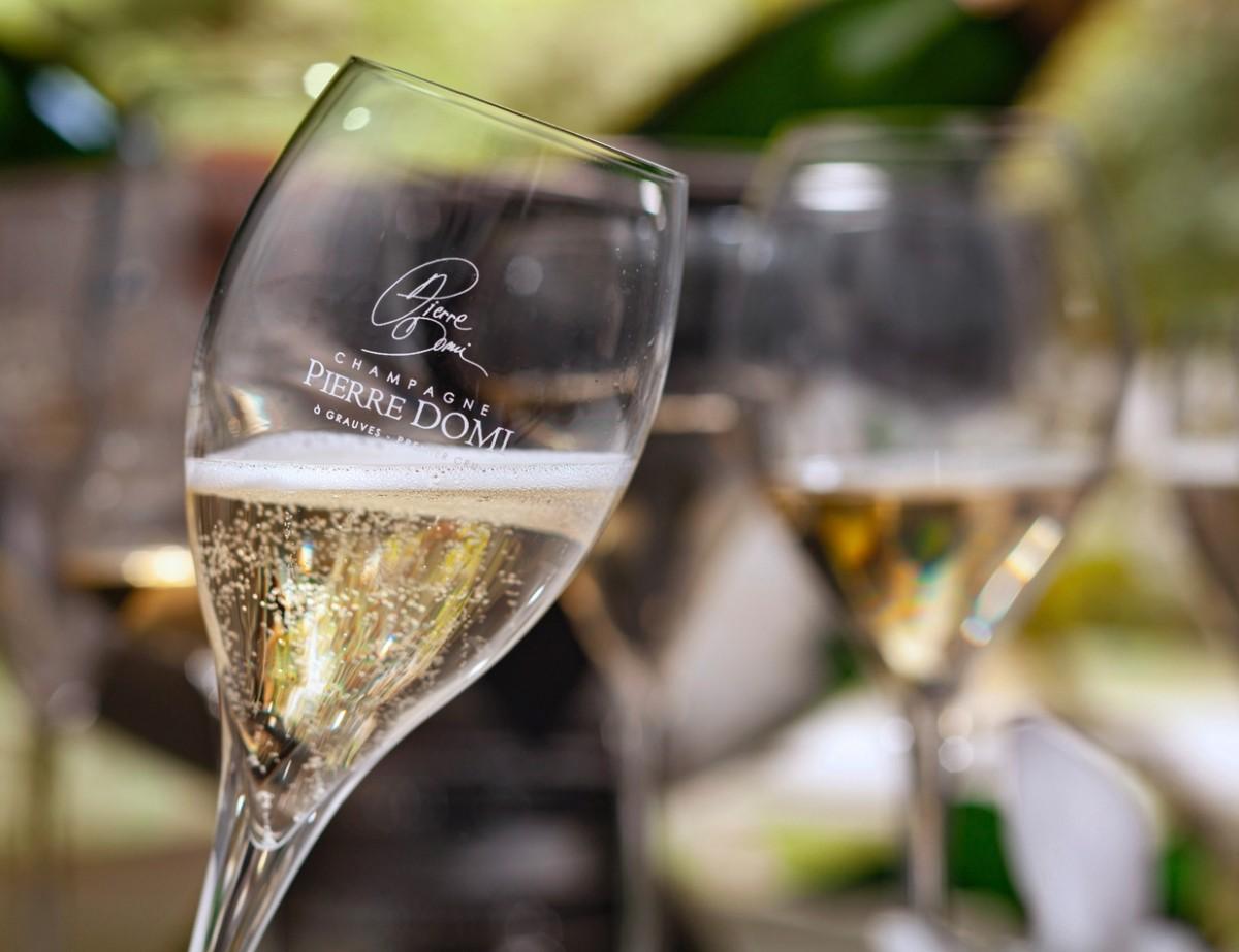Champagne Pierre Domi