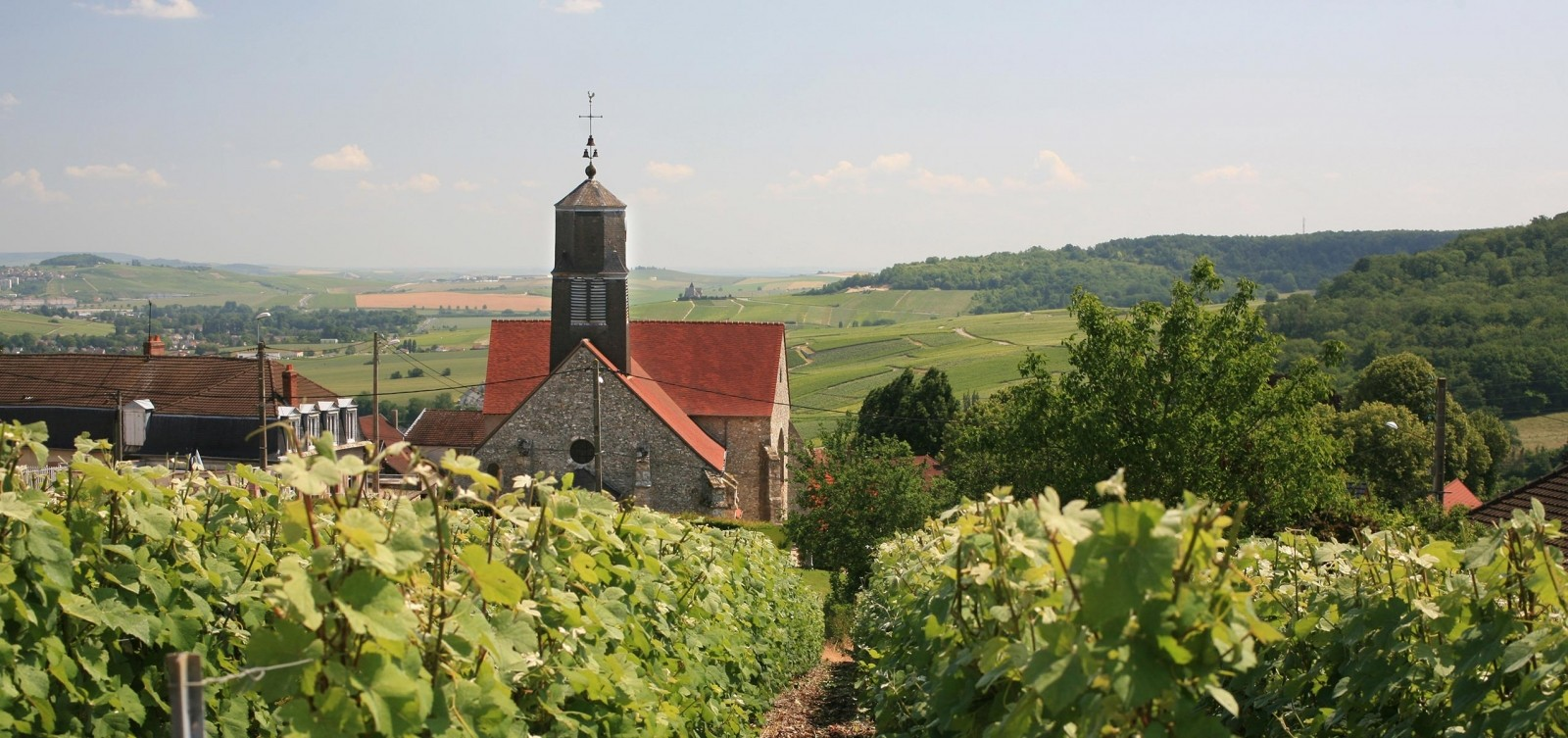 BRUGNY-VAUDANCOURT - photo du village