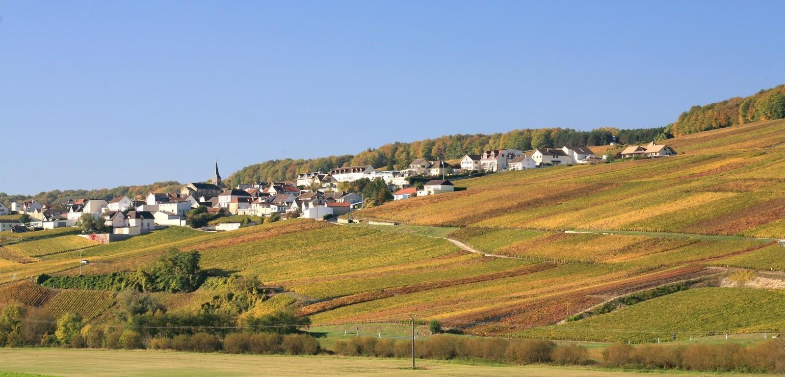MONTHELON - photo du village