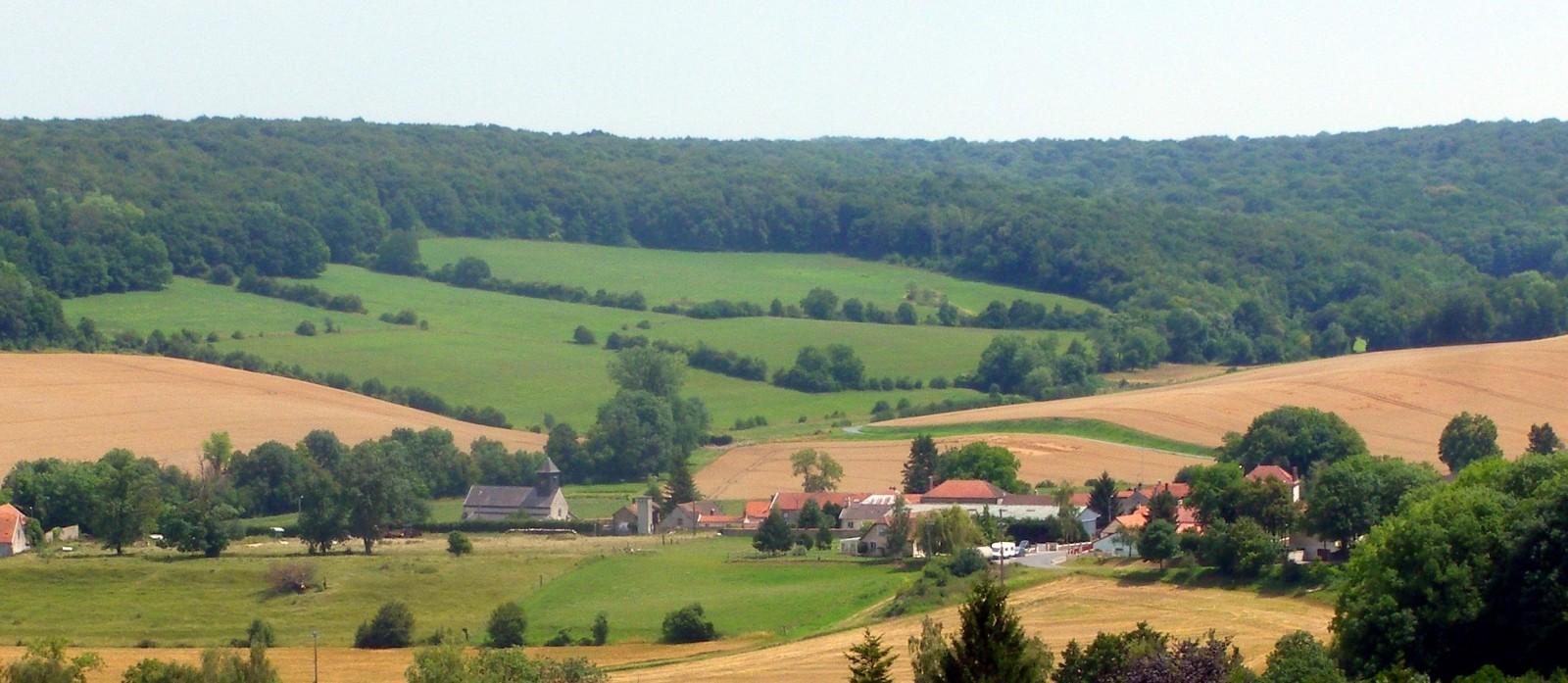 MOSLINS - photo du village