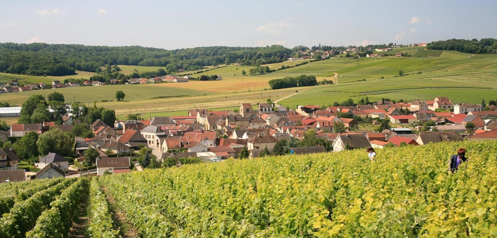 VINAY - photo du village