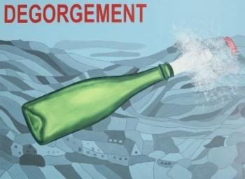 Degorgement